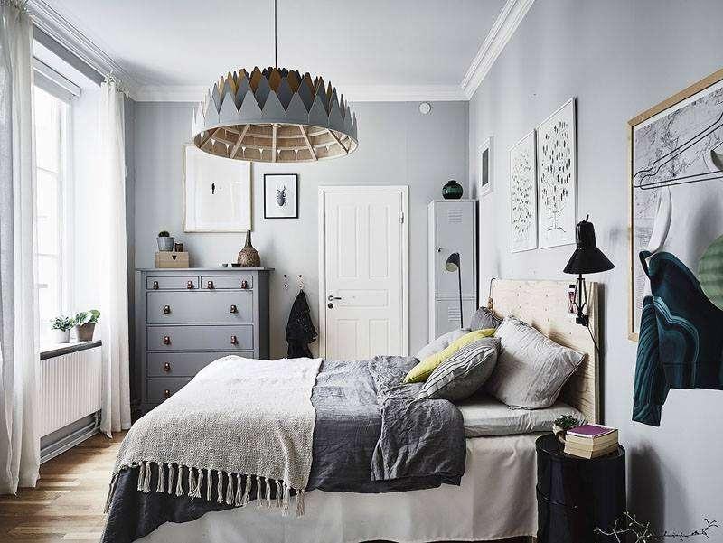 маленька спальня